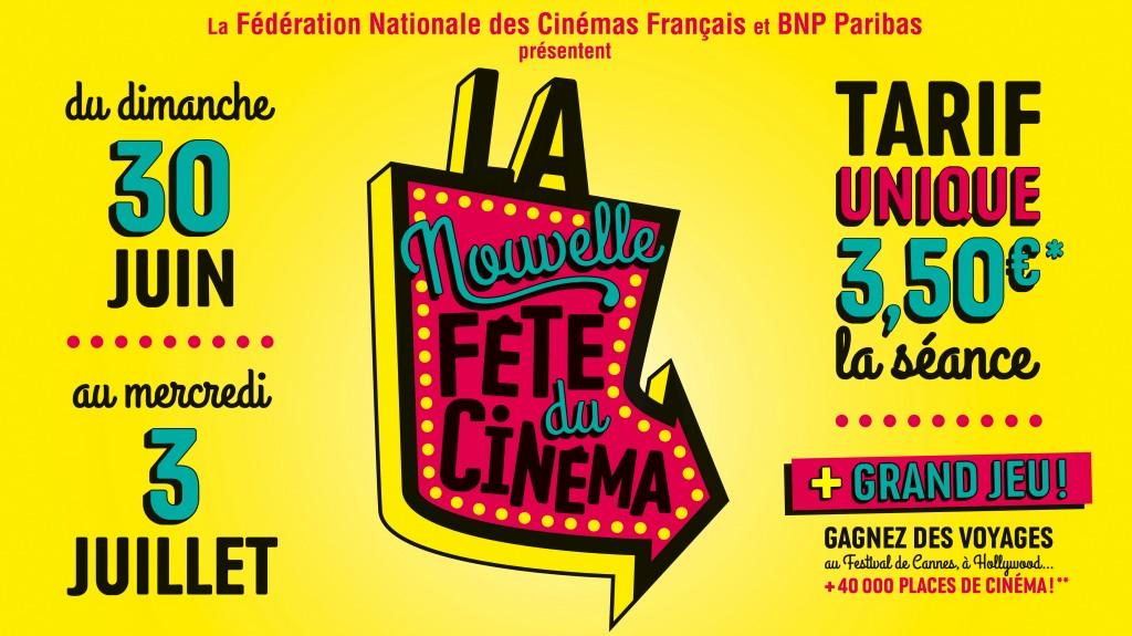 La Fête du Cinéma 2013