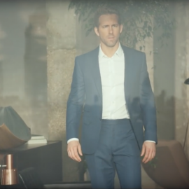 Piaget Polo S : play a different game. Starring Ryan Reynolds